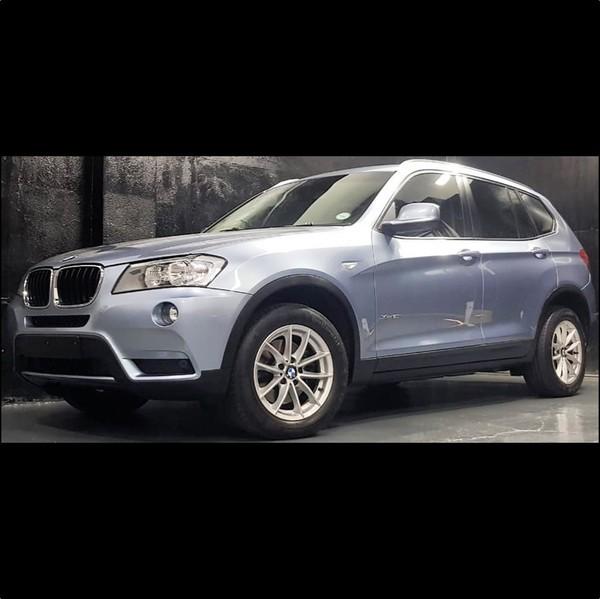 2013 BMW X3 Xdrive20i  At  Gauteng Benoni_0