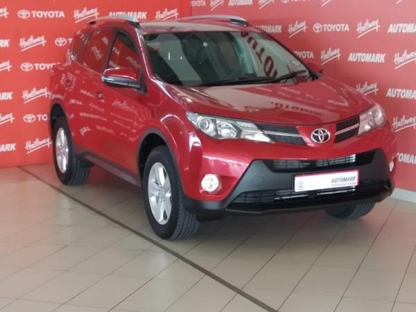 2014 Toyota Rav 4 2.0 GX Auto Gauteng Sandton_0