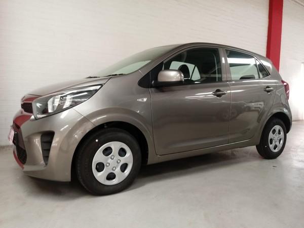 2020 Kia Picanto 1.2 Start Auto Gauteng Sandton_0
