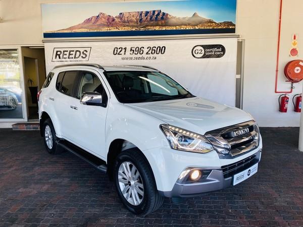 2019 Isuzu MU-X 3.0D Auto Western Cape Goodwood_0