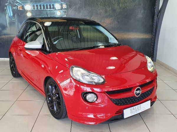 2014 Opel Adam 1.0T JAM 3-Door Western Cape Goodwood_0