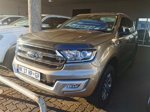 2018 Ford Everest 2.2 TDCi XLT Auto Gauteng Pretoria_0