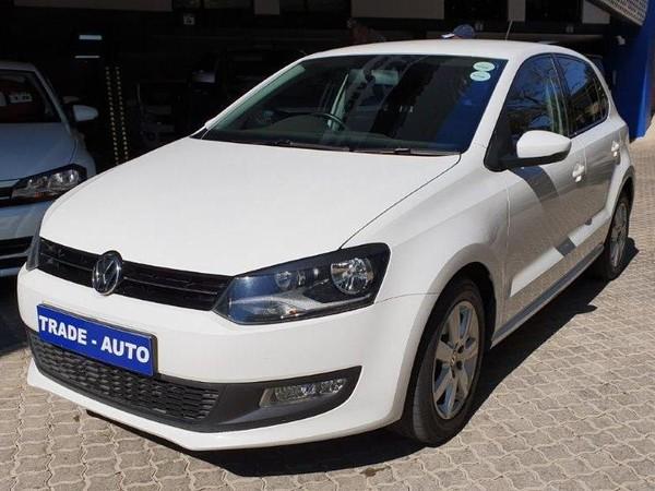 2013 Volkswagen Polo 1.6 Comfortline Tip 5dr  Mpumalanga Nelspruit_0