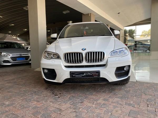 2013 BMW X6 Xdrive40d M Sport  Gauteng Boksburg_0