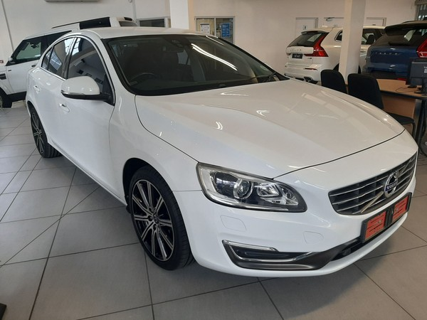 2015 Volvo S60 T3 Excel Powershift Eastern Cape East London_0