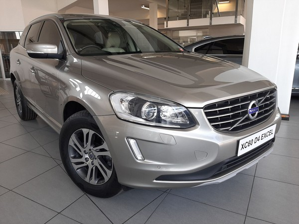 2015 Volvo XC60 D4 Excel Geartronic DRIVE-E Eastern Cape East London_0