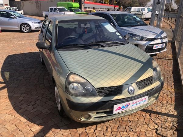 2003 Renault Clio 1.2 Expression  Gauteng Lenasia_0