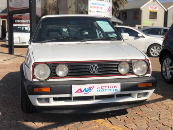 1992 Volkswagen Golf 2.0 Gti 16v  Gauteng Lenasia_0