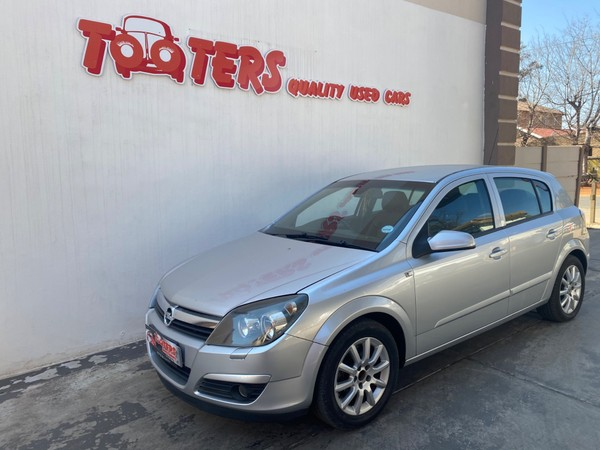 2006 Opel Astra 1.9 Cdti Enjoy 5dr  North West Province Rustenburg_0