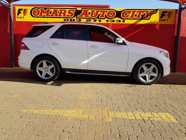 2015 Mercedes-Benz M-Class Ml 250 Bluetec  Gauteng Meyerton_0