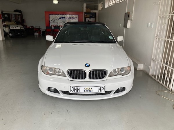 2006 BMW 3 Series 330i Ci Convert At e46fl  Mpumalanga Nelspruit_0