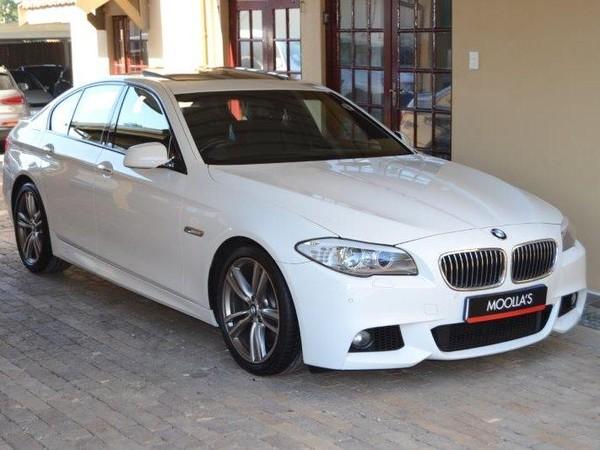 2014 BMW 5 Series 528i Auto M Sport Kwazulu Natal Durban_0