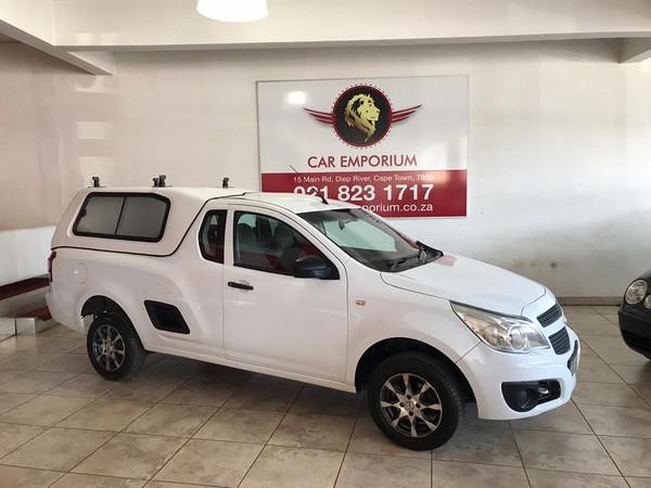 2015 Chevrolet Corsa Utility 1.4 Sc Pu  Western Cape Diep River_0