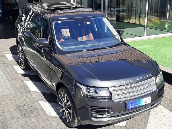 2017 Land Rover Range Rover 3.0 TD V6 VOGUE Gauteng Midrand_0