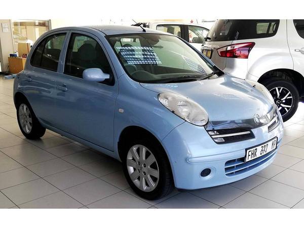 2007 Nissan Micra 1.4 Acenta 5dr d6374  Mpumalanga Secunda_0