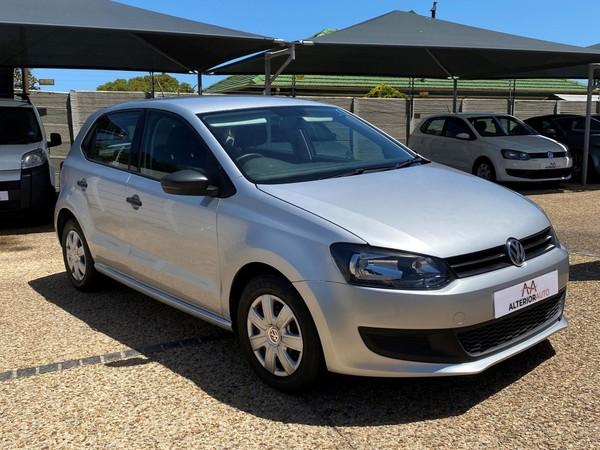 2010 Volkswagen Polo VW Polo 6 1.4i Low KM Mint Western Cape Milnerton_0