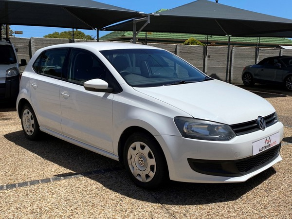 2013 Volkswagen Polo VW Polo 6 1.4i Excellent Cond Western Cape Milnerton_0