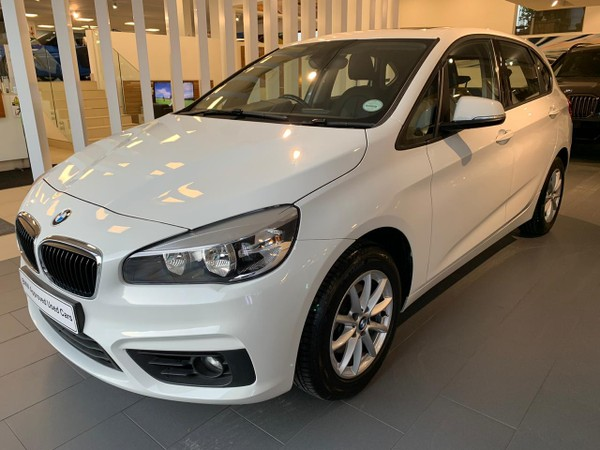 2017 BMW 2 Series 218i Active Tourer Auto Western Cape Paarl_0
