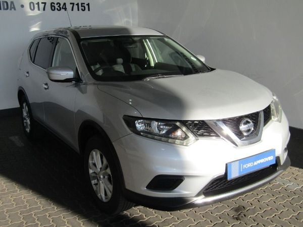 2015 Nissan X-Trail 2.0 XE T32 Mpumalanga Secunda_0