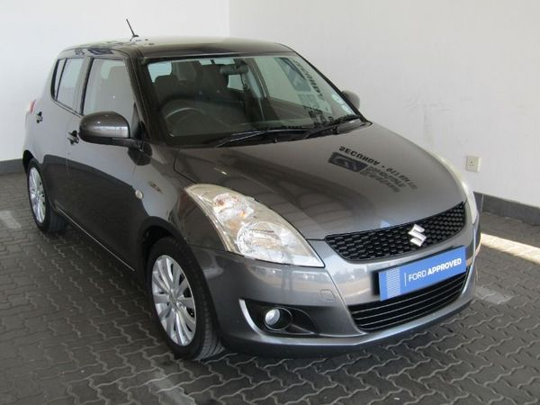 2011 Suzuki Swift 1.4 Gls  Mpumalanga Secunda_0
