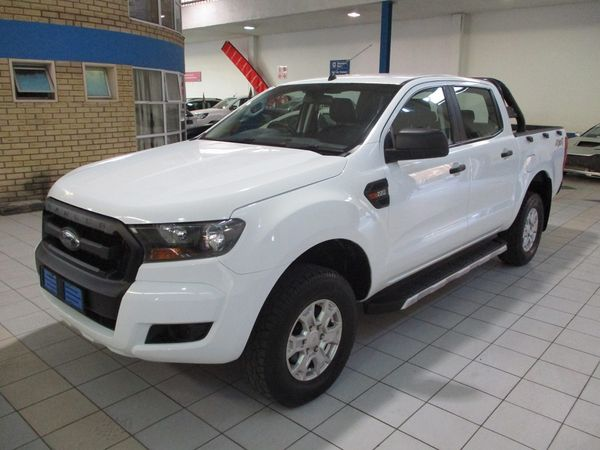 2017 Ford Ranger 2.2TDCi XL 4X4 Double Cab Bakkie Kwazulu Natal Umhlanga Rocks_0