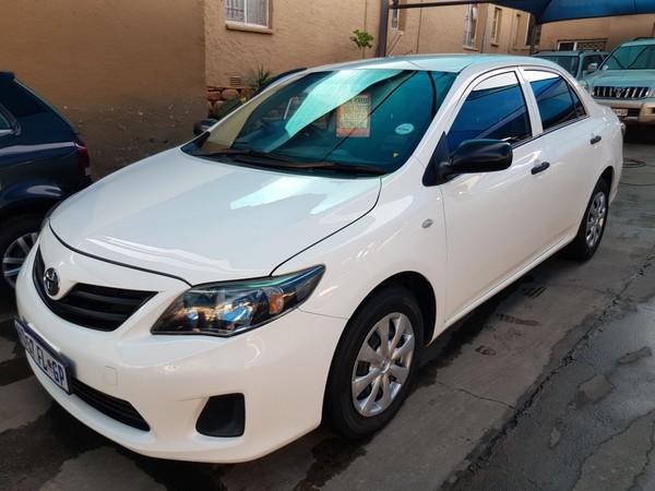 2014 Toyota Corolla Quest 1.6 Auto Gauteng Johannesburg_0