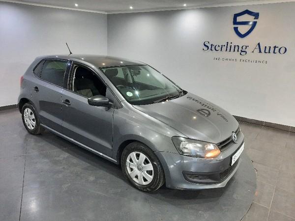 2012 Volkswagen Polo 1.4 Trendline 5dr  Gauteng Pretoria_0