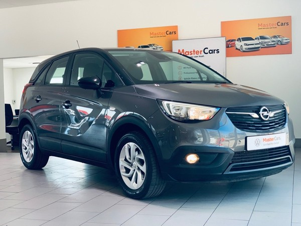 2019 Opel Crossland X 1.2T Enjoy Auto Gauteng Randburg_0