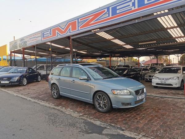 2007 Volvo V50 D5 At  Gauteng Benoni_0