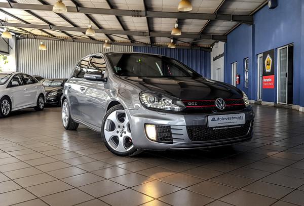 2012 Volkswagen Golf Vi Gti 2.0 Tsi Dsg  Mpumalanga Middelburg_0