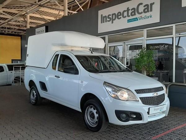 2017 Chevrolet Corsa Utility 1.4 Sc Pu  Gauteng Centurion_0
