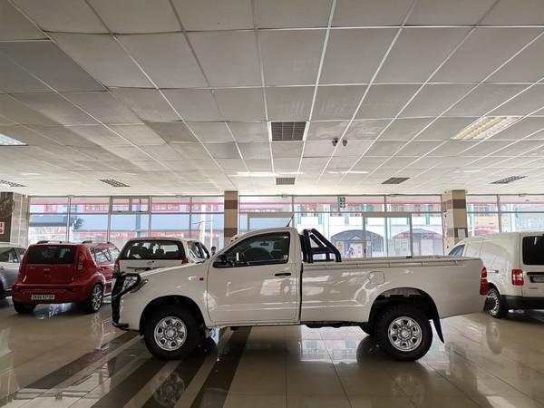 2016 Toyota Hilux 2.5 D-4d Srx Rb Pu Sc  Kwazulu Natal Durban_0