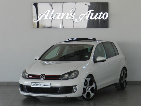 2012 Volkswagen Golf Vi Gti 2.0 Tsi  Mpumalanga Mpumalanga_0