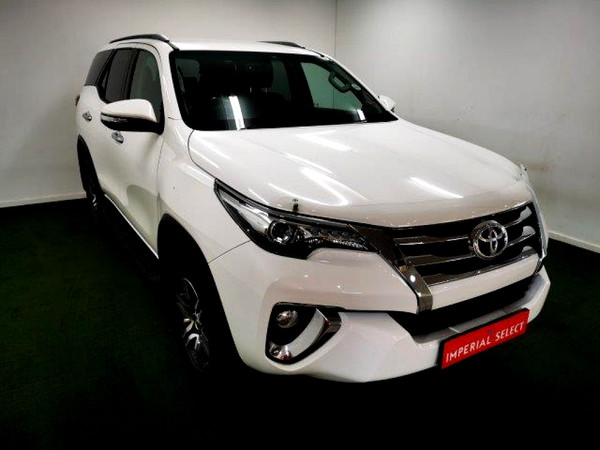 2016 Toyota Fortuner 2.8GD-6 RB Auto Free State Bloemfontein_0