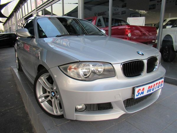 2011 BMW 1 Series 125i Coupe At  Gauteng Randburg_0