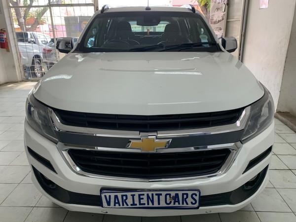 2018 Chevrolet Trailblazer 2.8 Ltz At  Gauteng Johannesburg_0