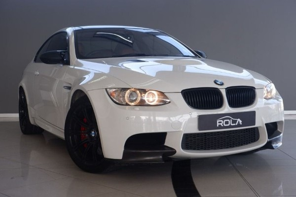 2012 BMW M3 Coupe M-dct  Western Cape Somerset West_0