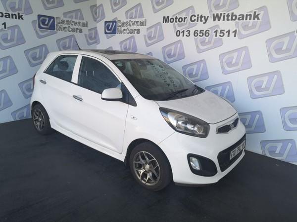 2012 Kia Picanto 1.2 Ex  Mpumalanga Witbank_0