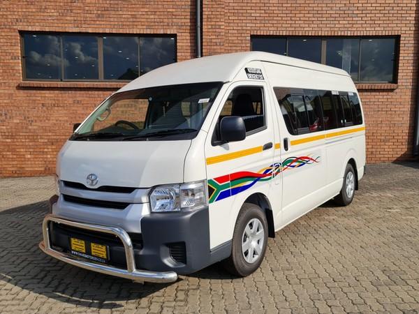 2020 Toyota Quantum 2.5 D-4d Sesfikile 16s  Mpumalanga Witbank_0