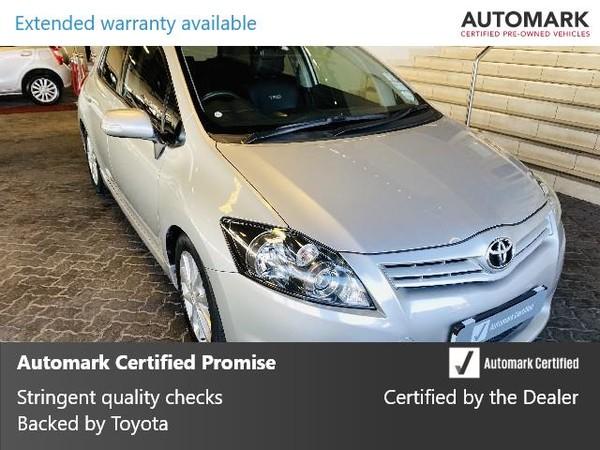 2012 Toyota Auris 1.6 Trd  Gauteng Roodepoort_0
