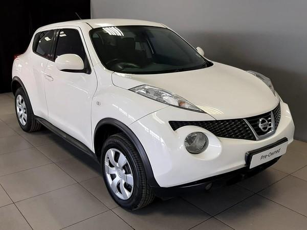 2013 Nissan Juke 1.6 Acenta  Free State Bethlehem_0