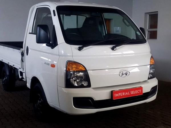 2018 Hyundai H100 Bakkie 2.6d Ac Fc Ds  Gauteng Vanderbijlpark_0