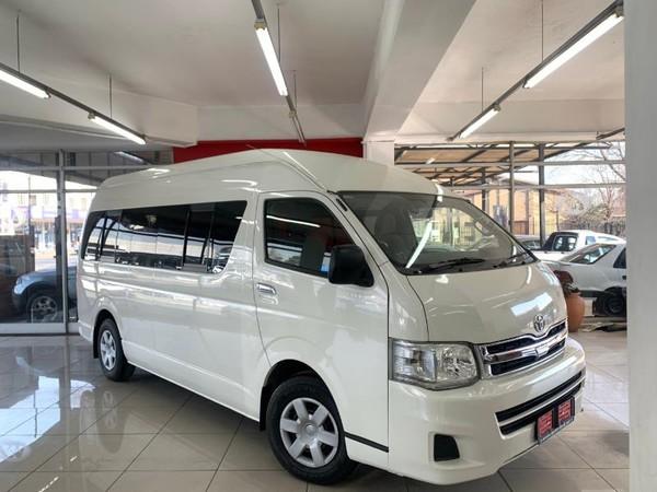 2014 Toyota Quantum 2.7 14 Seat  Gauteng Vereeniging_0