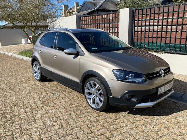 2017 Volkswagen Polo Cross 1.2 TSI Western Cape Bellville_0