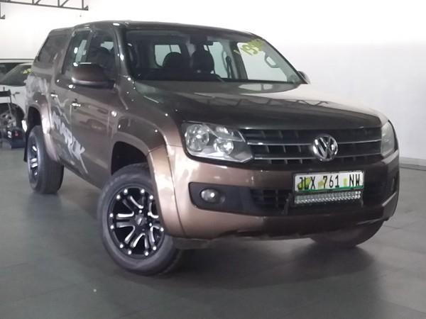 2013 Volkswagen Amarok 2.0tsi Highline 118kw Dc Pu  North West Province Klerksdorp_0