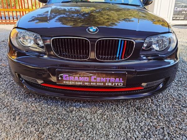 2011 BMW 1 Series 130i Sport e87  Gauteng Midrand_0