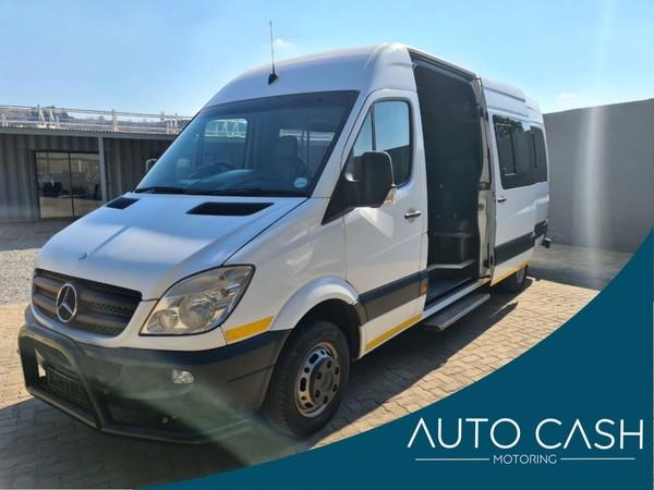 2011 Mercedes-Benz Sprinter 518 CDi XL HI-ROOF FC PV Gauteng Pretoria_0