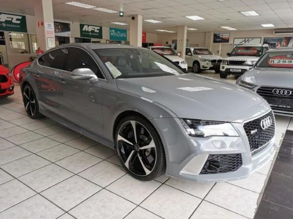 2014 Audi RS 7 Sportback 4.0T FSi Kwazulu Natal Pinetown_0