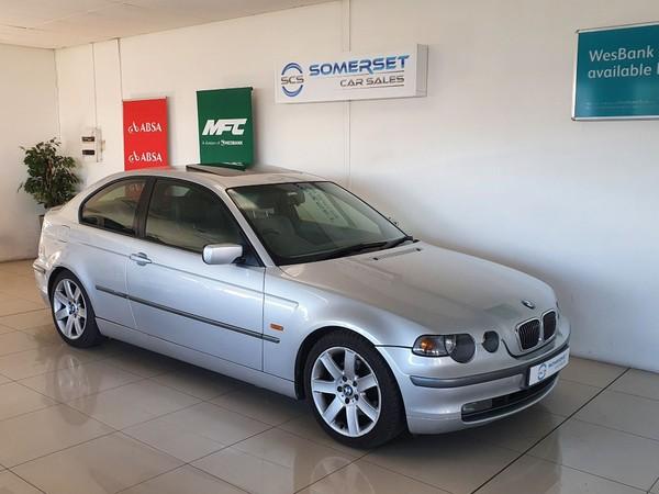2003 BMW 3 Series 325ti At e46  Western Cape Strand_0