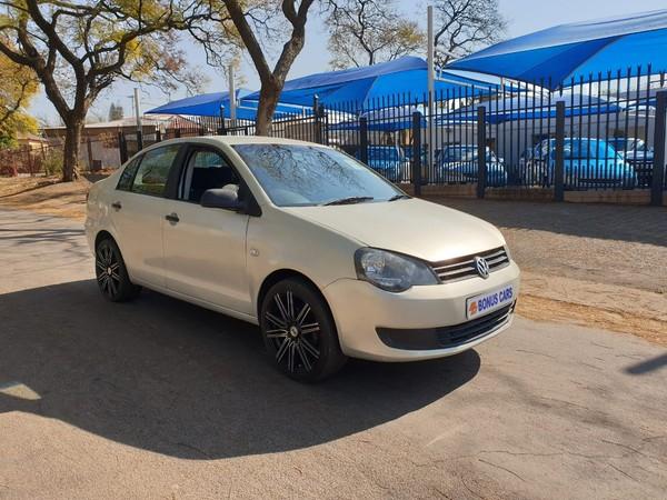 2012 Volkswagen Polo Vivo 1.4 Trendline Tip Gauteng Pretoria West_0